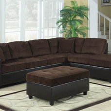 Contemporary Sectional Sofas by Post Furniture