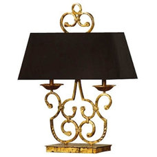 Traditional Table Lamps by Chachkies