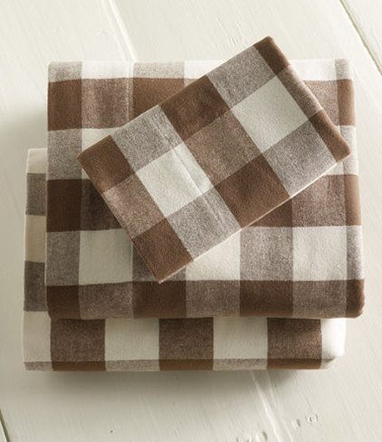 Traditional Pillowcases And Shams by L.L. Bean