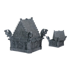 Summit - Gothic Gargoyle Box - Collectible Figurine Statue Sculpture Figure - This gorgeous Gothic Gargoyle Box - Collectible Figurine Statue Sculpture Figure has the finest details and highest quality you will find anywhere! Gothic Gargoyle Box - Collectible Figurine Statue Sculpture Figure is truly remarkable.