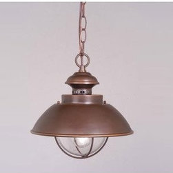 """Vaxcel - Harwich 10"""" Outdoor Pendant - Vaxcel products are highly detailed and meticulously finished by some of the best craftsmen in the business."""