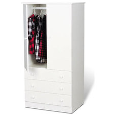 Contemporary Dressers Chests And Bedroom Armoires by Organize