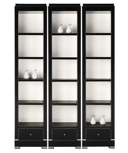 Contemporary Bookcases by Candelabra