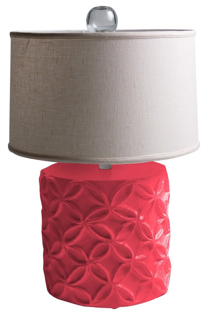 eclectic table lamps by Zinc Door