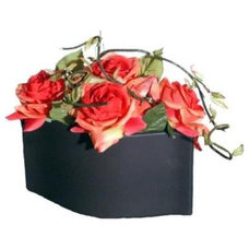 Traditional Artificial Flowers Plants And Trees by Home Wishes