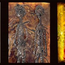 Contemporary Artwork by Galilee Lighting