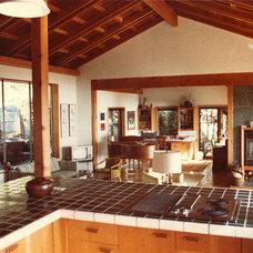 Asian Living Room by Kumaran Design