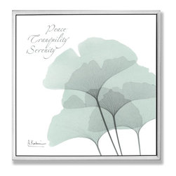 Stupell Industries - Peace Tranquility Serenity X-Ray Art - Made in USA. Ready for Hanging. Hand Finished and Original Artwork. No Assembly Required. 12 in L x 0.5 in W x 12 in H (2 lbs.)What better way to add class to your home than with a wall plaque from the Stupell Home Decor Collection? Made in the USA and featuring original artwork,you are sure to find the perfect match for wherever you are looking to design. Each plaque comes mounted on sturdy half inch thick mdf and features hand painted edges.  It also comes with a sawtooth hanger on the back for instant use.