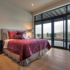 Contemporary Bedroom by Fresh Approach Home Styling and Staging
