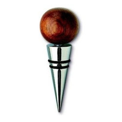 Franmara - Double Ring Rosewood Ball Cone Shaped Wine and Champagne Stopper - This gorgeous Double Ring Rosewood Ball Cone Shaped Wine and Champagne Stopper has the finest details and highest quality you will find anywhere! Double Ring Rosewood Ball Cone Shaped Wine and Champagne Stopper is truly remarkable.