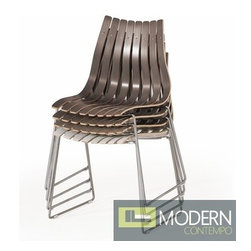 Soho Low Back Dining Chairs -