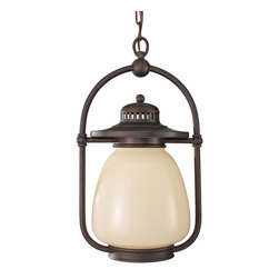 Murray Feiss - Murray Feiss Mc Coy 13W Transitional Outdoor Hanging Light X-ZBG1147LPLO - Murray Feiss Mc Coy 13W Transitional Outdoor Hanging Light X-ZBG1147LPLO