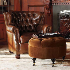 Traditional Armchairs And Accent Chairs by FRONTGATE