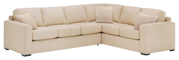 Contemporary Sectional Sofas by Savvy Home