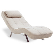 Modern Indoor Chaise Lounge Chairs Long Island Lounger