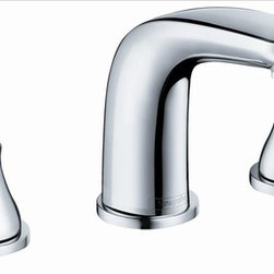 "Hansgrohe - Hansgrohe 4169000 Solaris E Faucet - 8"" Widespread Faucet"