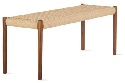 Midcentury Dining Benches by Design Within Reach