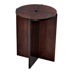 Bamboogems Custom Furniture - End Table - Photos Wing Wong