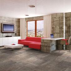 Contemporary Floor Tiles by Mediterranea