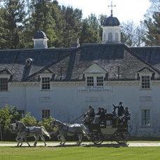 Traditional  The Mount (Edith Wharton's Lenox MA Estate)
