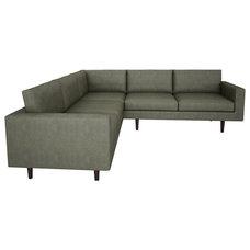 Contemporary Sectional Sofas by Bobby Berk Home