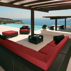 Modern Outdoor Sofas by Curran