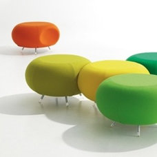 Modern Footstools And Ottomans by arcmotiv.com