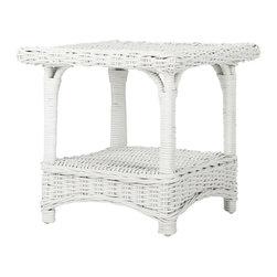 Safavieh - Safavieh Bowen Side Table X-B1356XOF - Safavieh Bowen Side Table X-B1356XOF