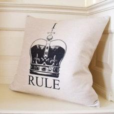Modern Decorative Pillows by Primrose & Plum