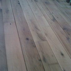 Eclectic Hardwood Flooring by Interstate Flooring and Stairs.com