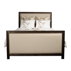 Eden Upholstered Bed