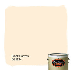 Dunn-Edwards Paints Blank Canvas DE5294 -