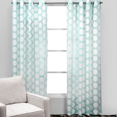 Modern Curtains by Z Gallerie