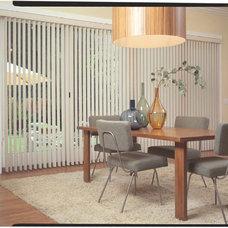 Contemporary Dining Room by ResCom Designs