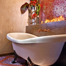 Traditional Bathroom by By Design Interiors, Inc