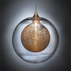 Contemporary Pendant Lighting by Artisan Crafted Home