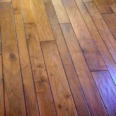 Traditional Wood Flooring by Select Hardwood Floor Co.