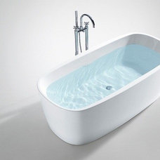 modern bathtubs by Nova Deko