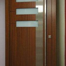 Modern Front Doors by Modern Home Luxury