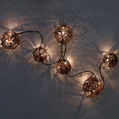 contemporary holiday decorations by Terrain