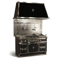 Modern Gas Ranges And Electric Ranges by Officine Gullo USA