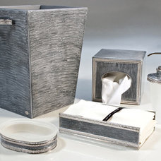 Contemporary Bathroom Accessories by J Brulee Home