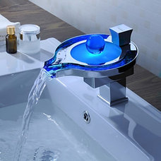 Contemporary Bathroom Sink Faucets by faucetsuperdeal