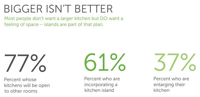All About You: A Houzz Survey Reveals Your Kitchen Design Cravings