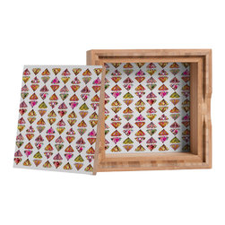 DENY Designs - Bianca Green These Diamonds Are Forever Storage Box - Love yourself a knickknack or two (or three)? Well, then this is the box for you! The Amber Bamboo wooden Storage Box is available in two sizes with a printed exterior lid and interior bottom. So, you can still be a collector of sorts, but now you've got an organized home for it all. 100% sustainable, eco-friendly flat grain amber bamboo wood box with printed glossy exterior lid and interior bottom. Custom made in the USA for every order.