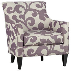 contemporary armchairs by Crate&amp;Barrel