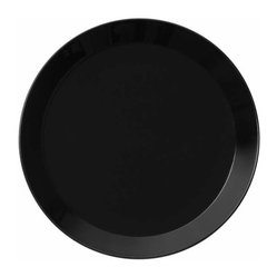 Teema Bread & Butter Plate Black