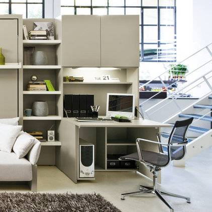 Contemporary Desks And Hutches by resourcefurniture.com