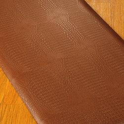 Safari Anti Fatigue Comfort Mat - Brown -