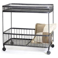 contemporary bar carts by Clayton Gray Home